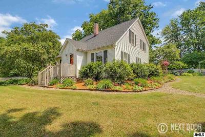 Jackson Single Family Home For Sale: 6307 County Farm