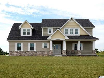 Single Family Home For Sale: 12213 Old Farm Lane