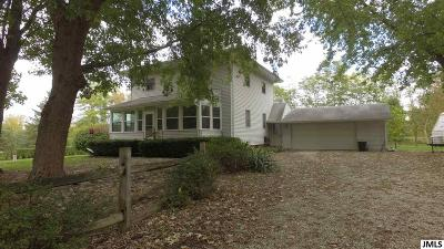 Single Family Home For Sale: 4251 Stone Rd