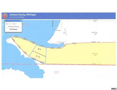 Jackson County Residential Lots & Land For Sale: Napoleon Rd