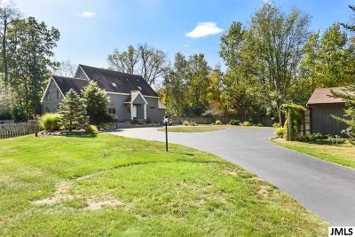 Single Family Home For Sale: 5096 Reynolds