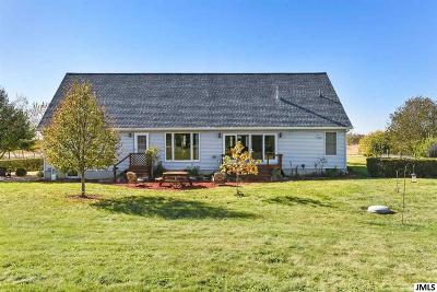 Manitou Beach MI Single Family Home For Sale: $259,900