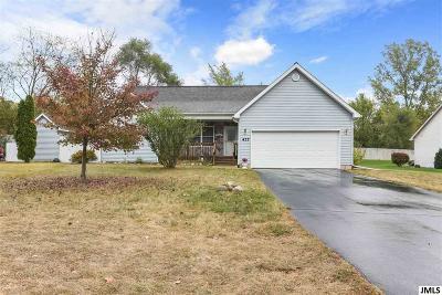 Spring Arbor Single Family Home For Sale: 427 Richard St