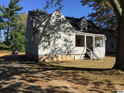 Spring Arbor Multi Family Home For Sale: 114 Baker St