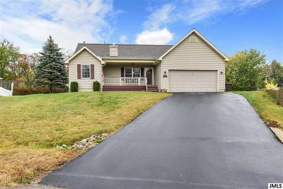 Spring Arbor Single Family Home For Sale: 3523 Wakefield