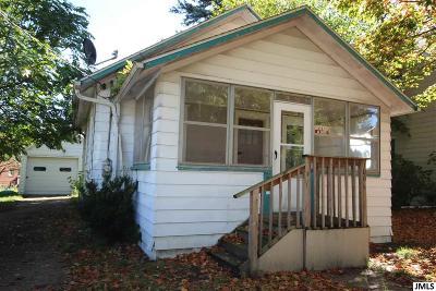 Jackson Single Family Home For Sale: 1003 Bennett St