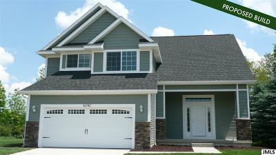 Jackson Single Family Home For Sale: 7 Stony Lake Lane