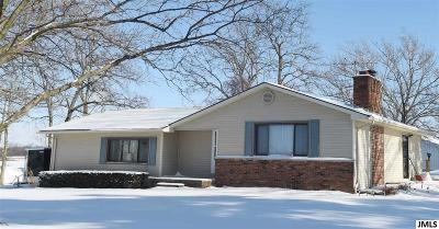 Single Family Home For Sale: 4985 Jackson