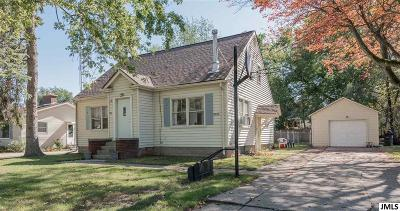 Single Family Home For Sale: 3025 Key St