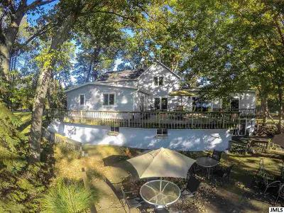 Single Family Home For Sale: 3000 Mack Island Rd