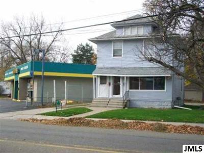 Jackson County Commercial/Industrial For Sale: 410 S West Ave