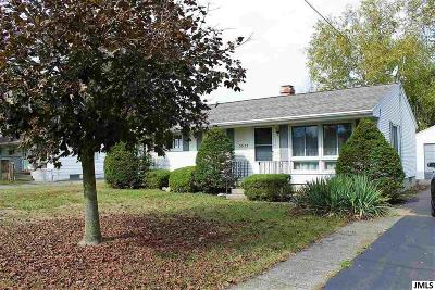 Jackson Single Family Home For Sale: 3635 Roosevelt Cr
