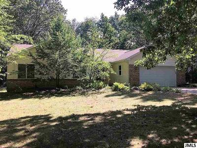 Jackson Single Family Home For Sale: 7141 Foxmoore