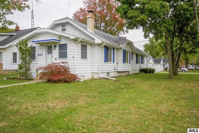 Jackson Single Family Home For Sale: 801 Concord Blvd