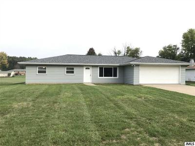 Jackson Single Family Home For Sale: 1682 Lynn Dr