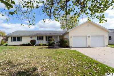 Jackson Single Family Home For Sale: 5155 N Granite