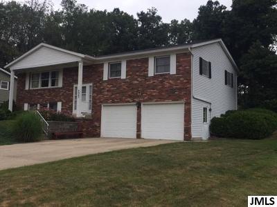 Jackson Single Family Home Contingent: 4865 Firethorn Dr