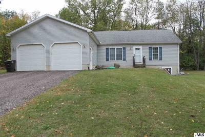 Jackson Single Family Home For Sale: 3790 Flansburg