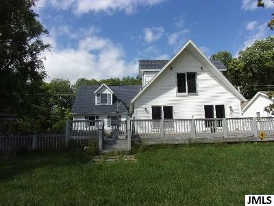 Brooklyn Single Family Home Contingent - Financing: 10340 Wamplers Lake Rd
