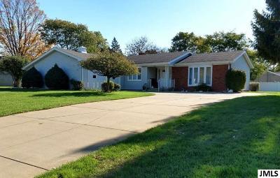 Jackson Single Family Home For Sale: 831 Hazelwood Blvd
