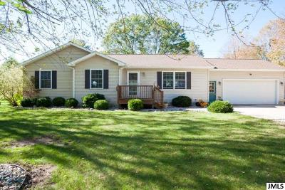 Single Family Home For Sale: 1636 S Parma Rd
