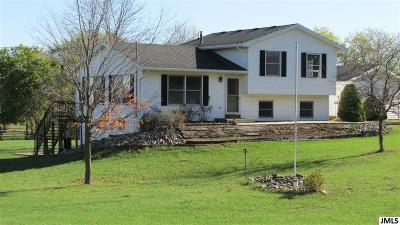 Single Family Home For Sale: 4990 White Rd