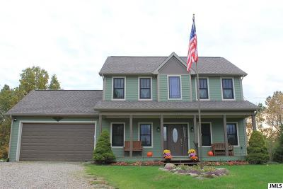 Rives Junction MI Single Family Home For Sale: $325,000