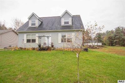 Single Family Home For Sale: 11933 Dublin Dr