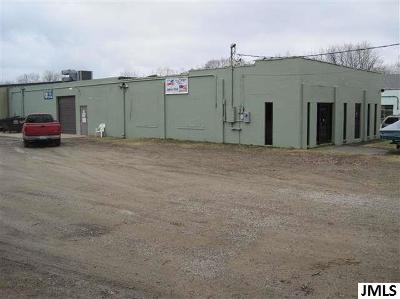 Commercial Lease For Lease: 3233 Gregory St