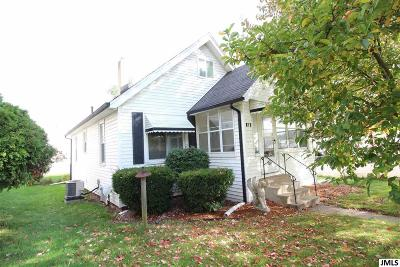 Jackson Single Family Home Contingent - Financing: 813 Seventeenth St