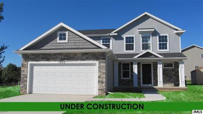 Single Family Home For Sale: 11339 Sandhill Dr