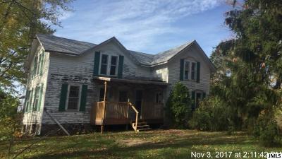 Single Family Home For Sale: 4780 Walker Rd