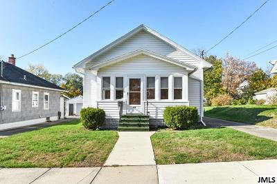 Single Family Home Contingent - Financing: 616 Chester