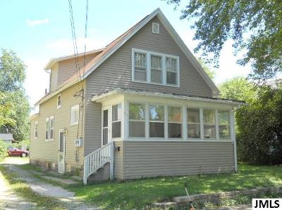 Jackson Single Family Home For Sale: 431 Seymour Ave