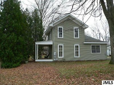 Single Family Home For Sale: 317 Russell St