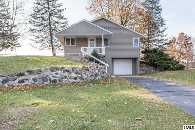 Jackson Single Family Home For Sale: 1300 Gilletts Lake Rd