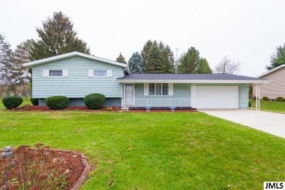 Jackson Single Family Home For Sale: 3422 Balmars