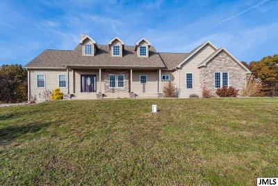 Single Family Home For Sale: 4250 List Rd