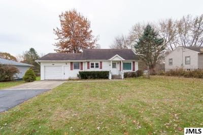 Spring Arbor Single Family Home Contingent - Financing: 125 Marietta