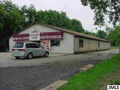 Jackson MI Commercial/Industrial For Sale: $650,000