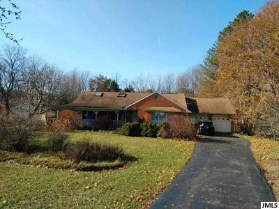 Jackson MI Single Family Home For Sale: $210,000