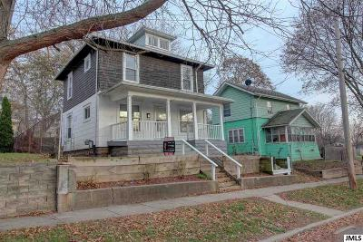 Jackson Single Family Home Contingent - Financing: 411 Perrine St