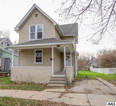 Jackson Single Family Home For Sale: 604 N Park Ave