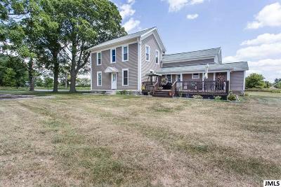 Clarklake Single Family Home For Sale: 2241 W Liberty Rd