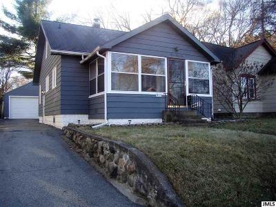Jackson Single Family Home For Sale: 351 Hillside