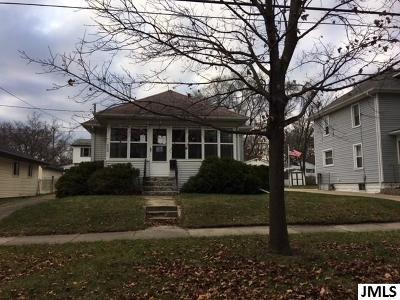 Jackson Single Family Home For Sale: 902 Seymour Ave