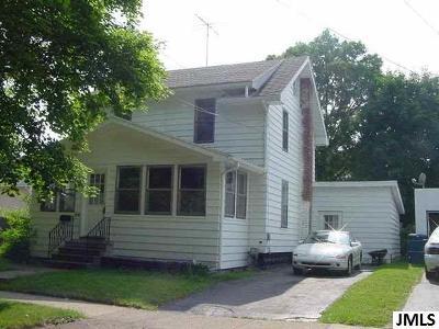 Jackson Single Family Home For Sale: 806 Fleming