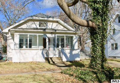 Jackson Single Family Home For Sale: 1222 Burr St