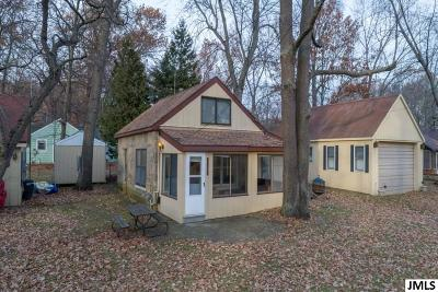 Brooklyn MI Single Family Home For Sale: $139,900