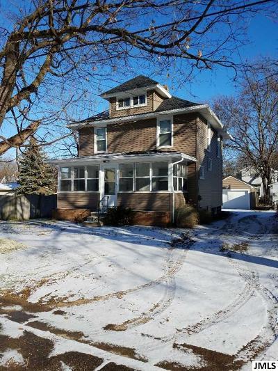 Jackson Single Family Home For Sale: 815 Fleming